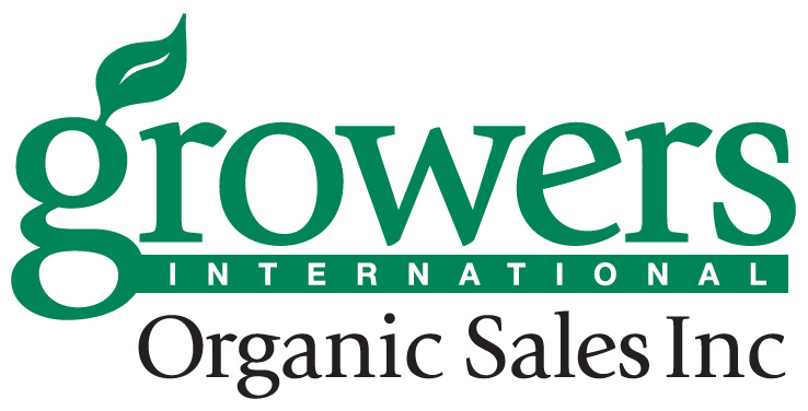 GROWERS INTERNATIONAL ORGANIC SALES INC.