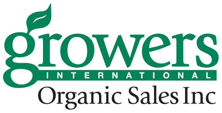GROWERS INTERNATIONAL ORGANIC SALES INC.